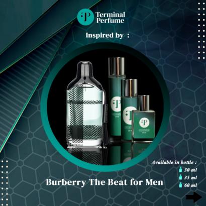 refill parfum - Burberry The Beat for Men