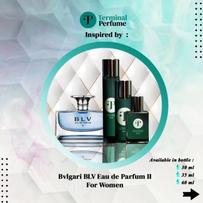 refill parfum - Bvlgari BLV Eau de Parfum II