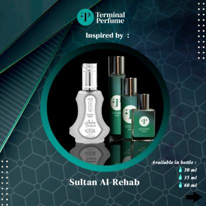 Refill Parfum - Sultan Al-Rehab