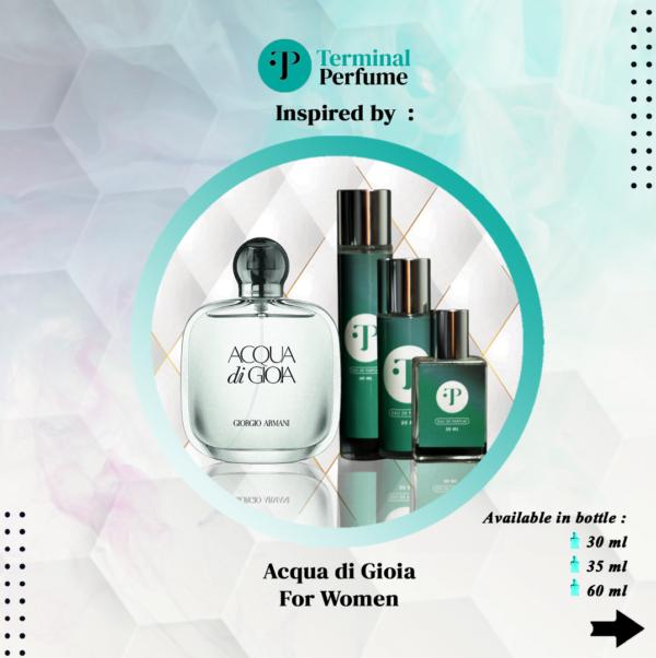 refill parfum - Acqua di Gioia for women