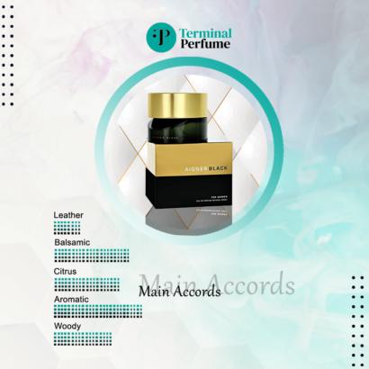 Parfum Refill - Aigner Black Women