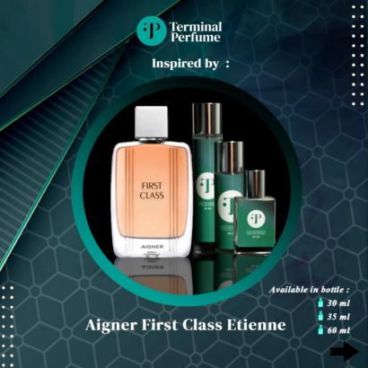 refill parfum - Aigner First Class Etienne