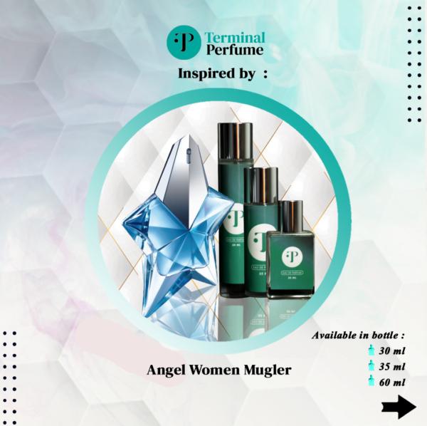 refill parfum - Angel Women Mugler