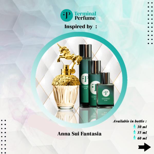 refill parfum - Anna Sui Fantasia