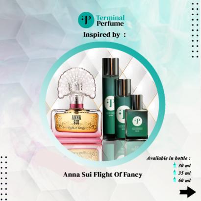 refill parfum - Anna Sui Flight Of Fancy