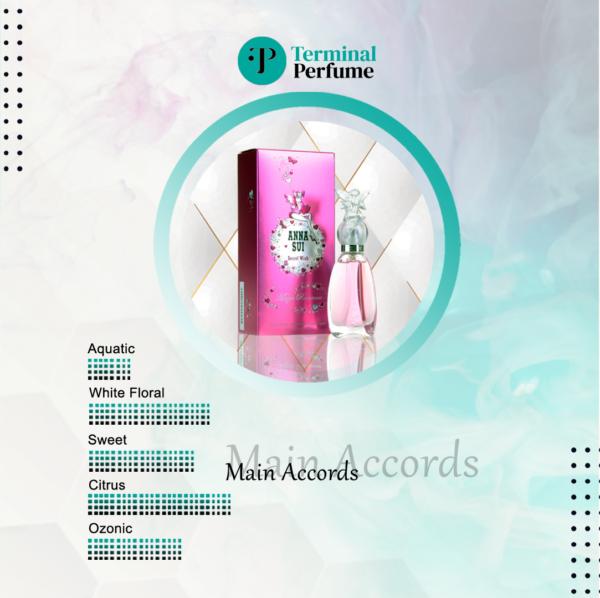 Parfum Refill - Anna Sui Magic Romance
