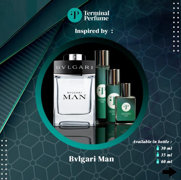 refill parfum - Bvlgari Man