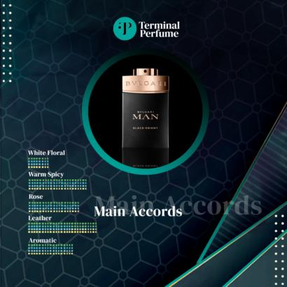 Parfum Refill - Bvlgari Man Black Orient