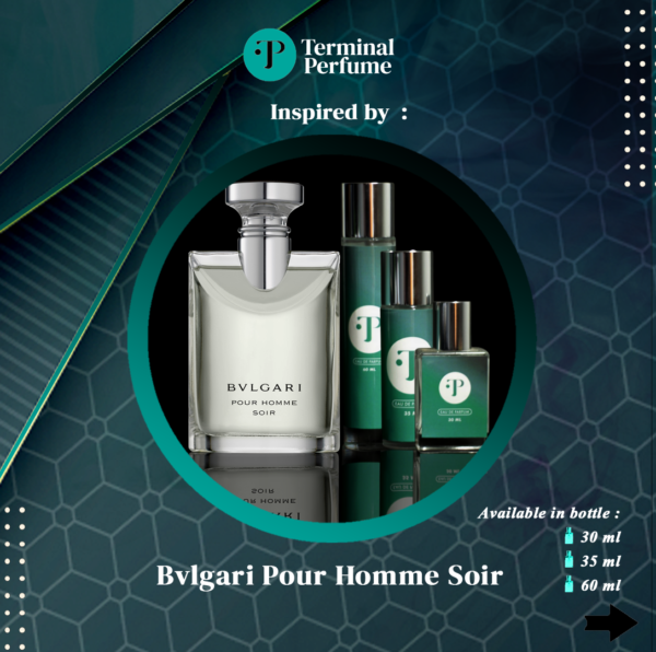 refill parfum - Bvlgari Pour Homme Soir