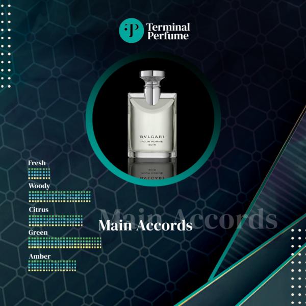 Parfum Refill - Bvlgari Pour Homme Soir