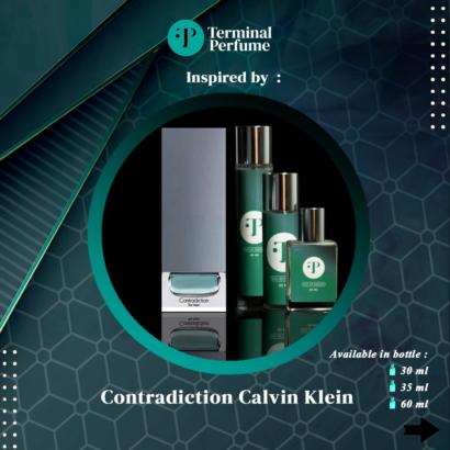 refill parfum - Contradiction Calvin Klein