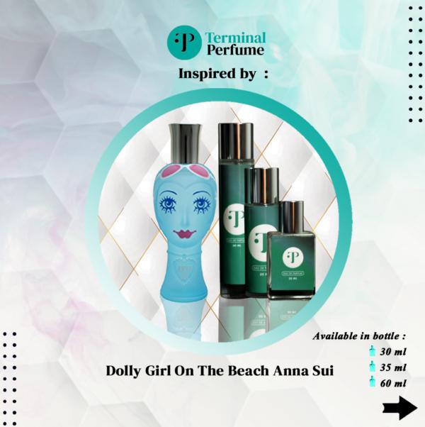 refill parfum - Dolly Girl On The Beach Anna Sui