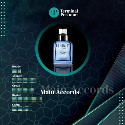 Parfum Refill - Eternity Aqua for Men Calvin Klein