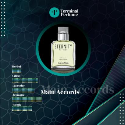 Parfum Refill - Eternity For Men Calvin Klein