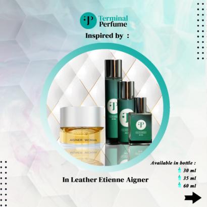refill parfum - In Leather Etienne Aigner